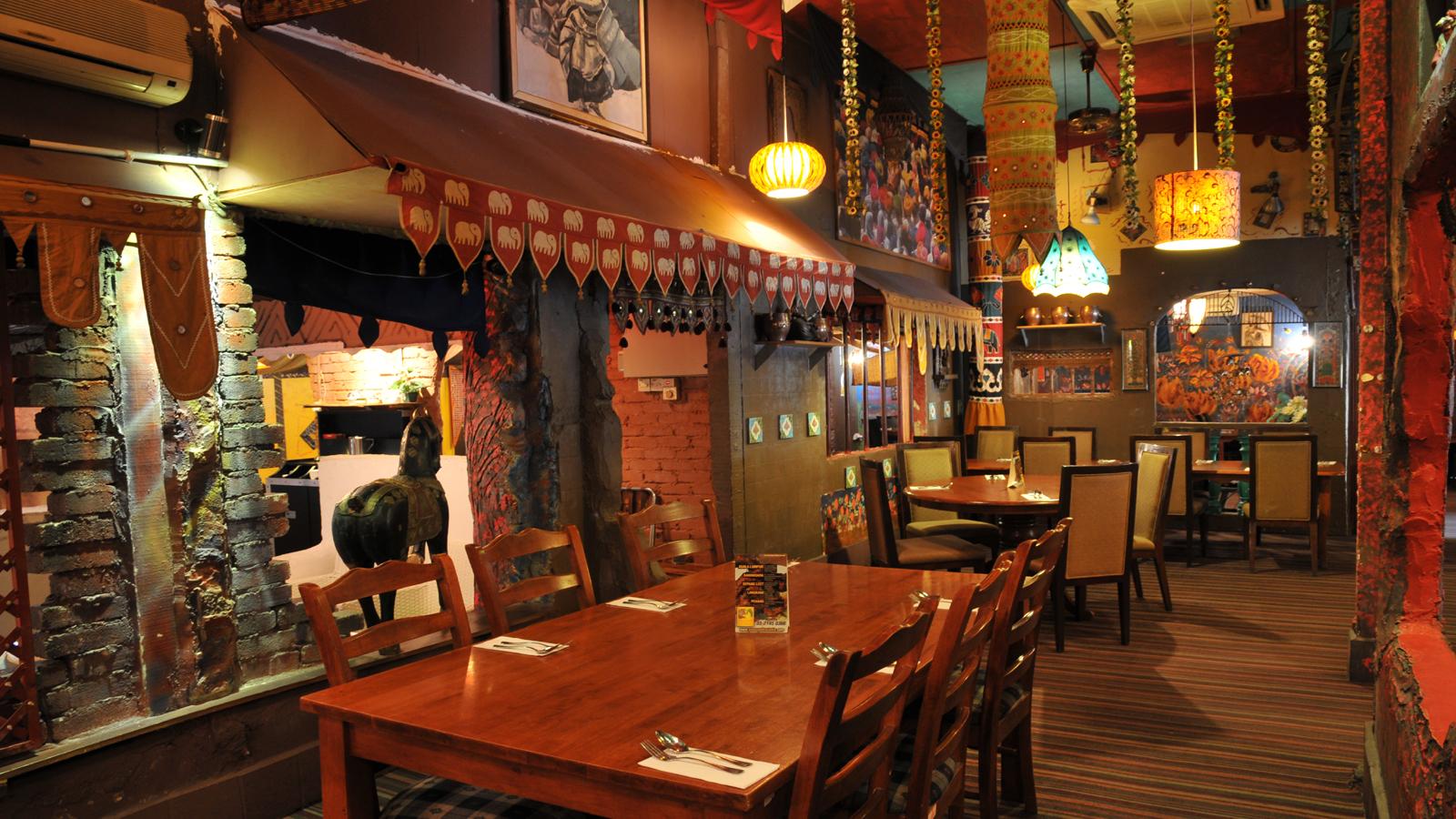 Table Top Restaurant Jamaica